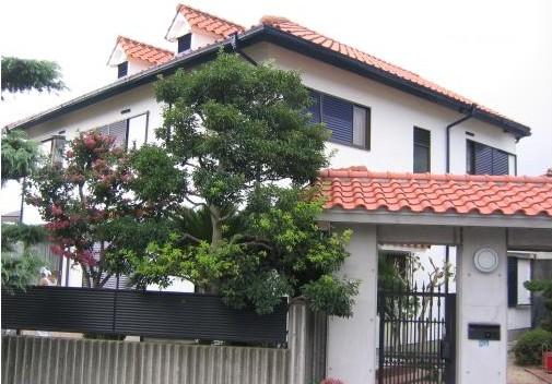 兵庫県芦屋市 S様邸 外壁フッ素塗装工事