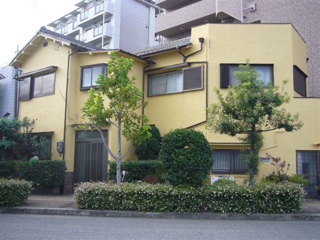 大阪府大阪市 M様邸 外壁フッ素塗装工事