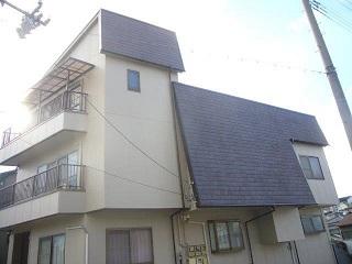 吹田市A邸 外壁塗装