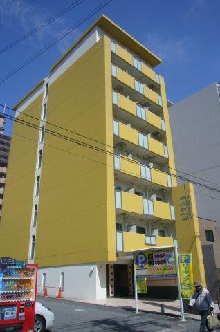 Aマンション 外壁シリコン塗装 つや消し仕上