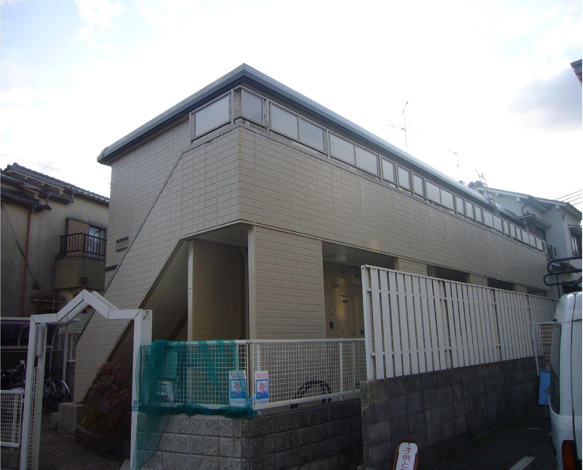 神戸市 外壁シリコン塗装