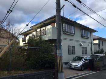 外壁パーフェクトトップ塗装 屋根シリコン塗装工事