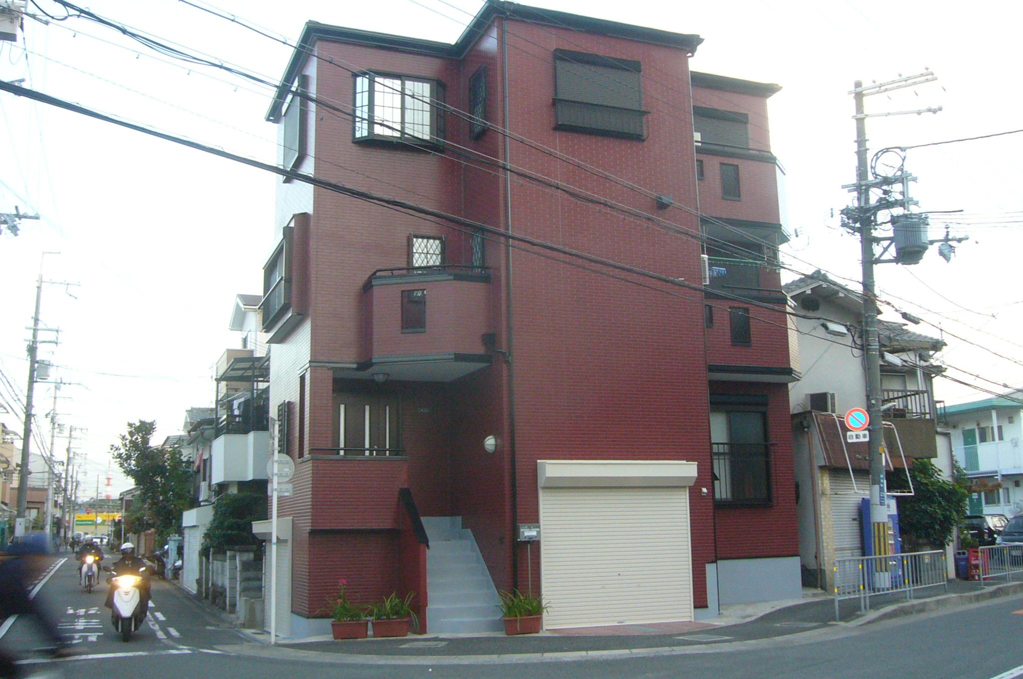 外壁パーフェクトトップ塗装2色仕上・シーリング打ち替え・屋根塗装