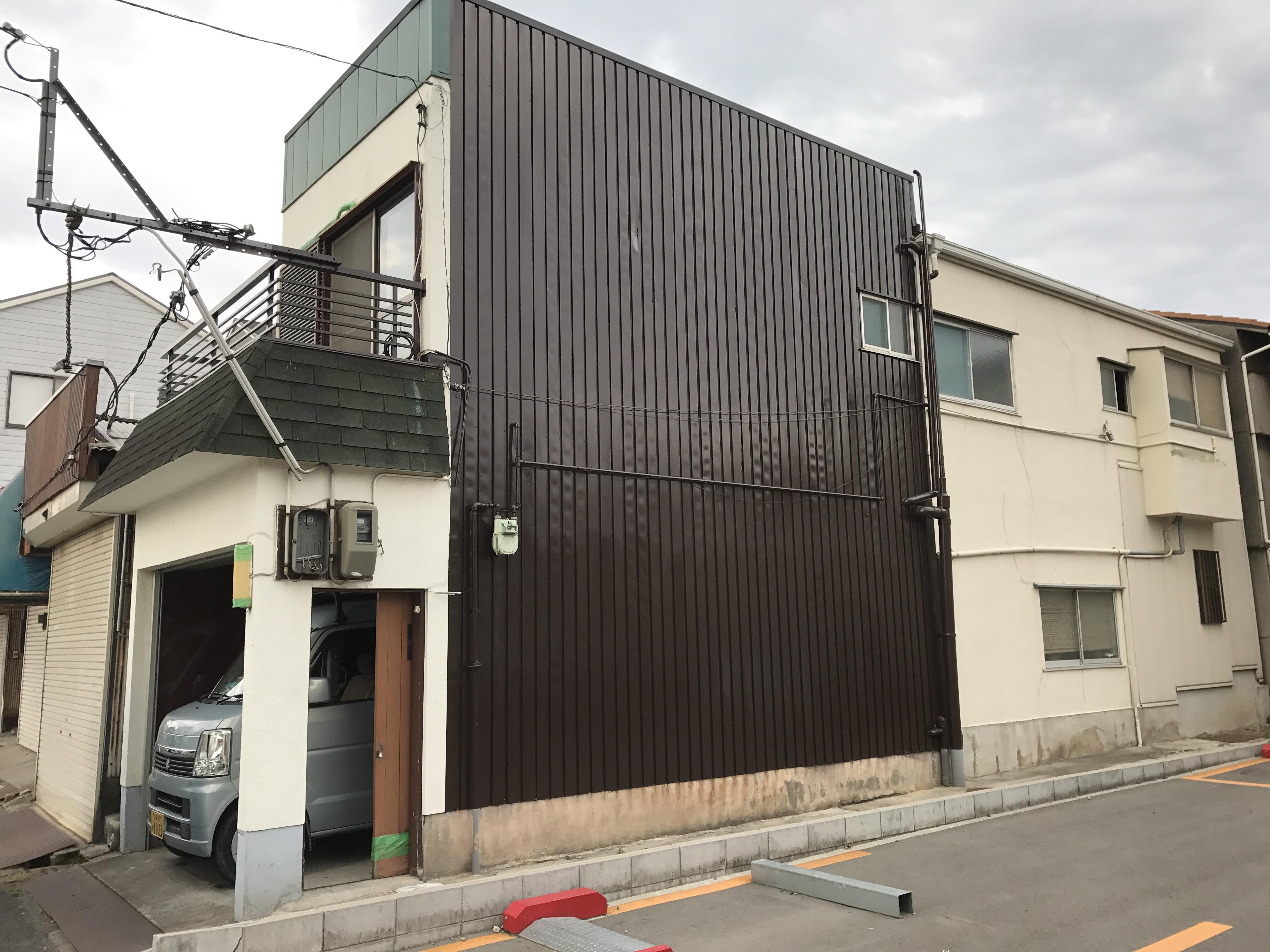 西淀川区 K様 外壁塗装工事