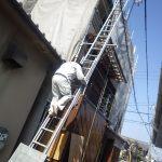 吹田市で屋根の葺き替え