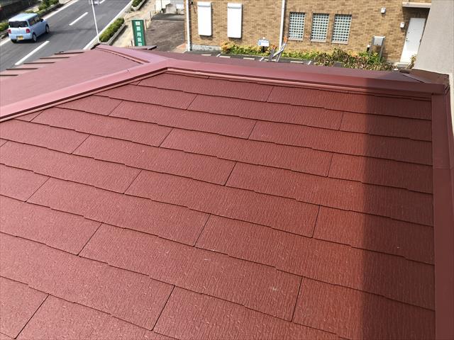 大阪市平野区でボロボロに劣化した屋根を葺き替えて安全性・美観共に向上!